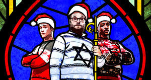 Seth Rogen Wrecks Christmas in 'The Night Before' Red Band Trailer