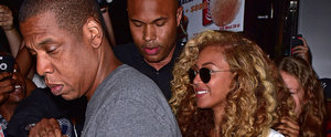Beyoncé's Bright Smile Is Front and Center During a Date Night With Jay Z