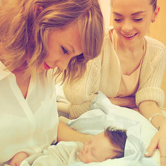 Taylor Swift Shares the Most Adorable Pictures of Her Newborn Godson