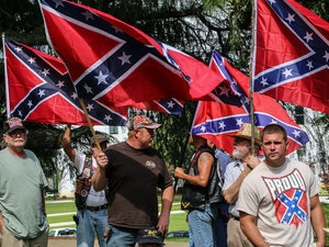 There Have Been 132 Pro-Confederate Flag Rallies Since The Charleston Shooting