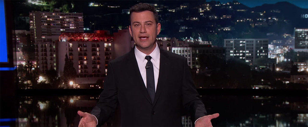 Jimmy Kimmel Gets Emotional When Talking About Cecil the Lion