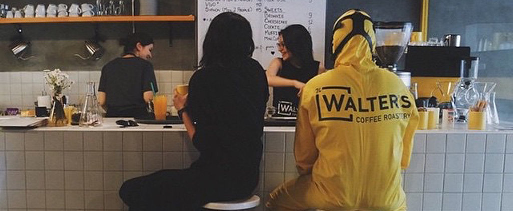 Breaking Bad Fans, This Coffee Shop Is Your Fix to Postseries Depression