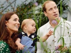 Prince George's $30,000 Garden Playhouse Is Fit For Royalty, Of Course