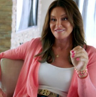 Caitlyn Jenner Does Her Female Voice | I A