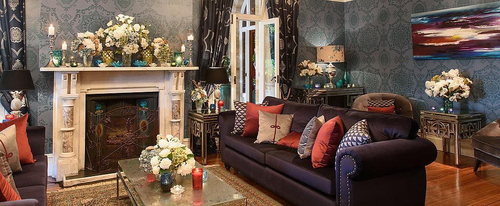 A Peek Inside the Bachelor Mansion