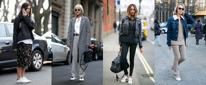 These Cool-Girl Outfits Will Inspire Your Sneaker Style