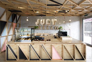 Jury: A Cafe in a Converted Prison
