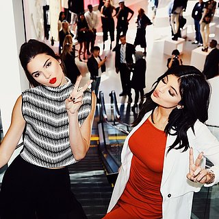 Your First Peek at Kendall and Kylie's New Shoe Line