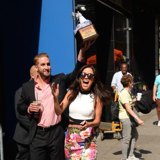 Bachelorette Kaitlyn and Shawn Cute Photos NYC