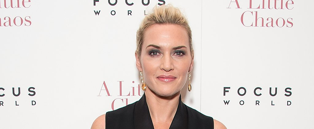 Kate Winslet Recites This Body-Positive Mantra With Her Teenage Daughter