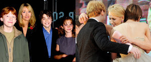 You'll Get Emotional Over J.K. Rowling's Sweetest Moments With the Harry Potter Cast