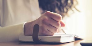 Here's what your handwriting reveals about your personality