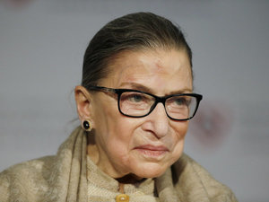 Ruth Bader Ginsburg Calls 'Choice' An Empty Concept For Poor Women