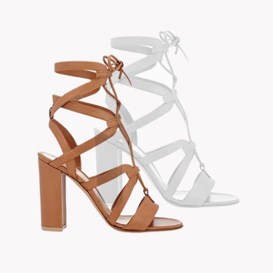 The Summer Sandal Shopping Guide