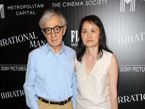 Woody Allen Talking About His 'Paternal' Relationship With Wife Soon-Yi Will Make You Feel Gross