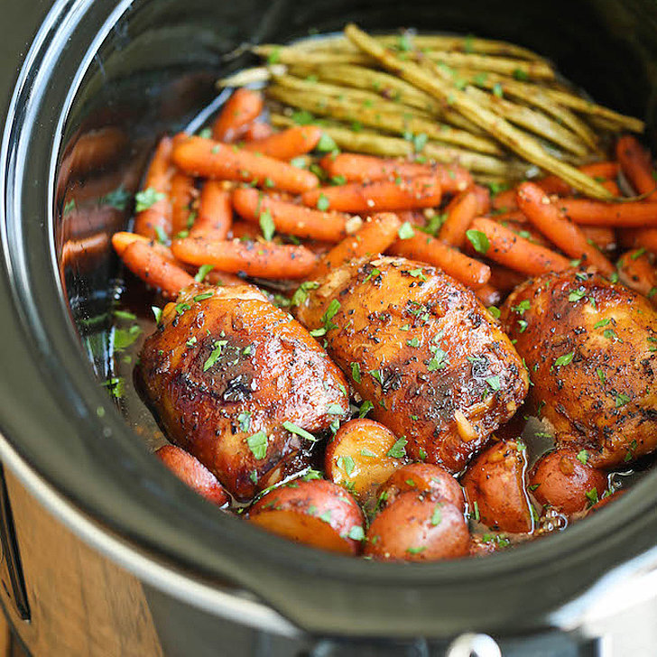 Slow Cooker Chicken Recipes Popsugar Food