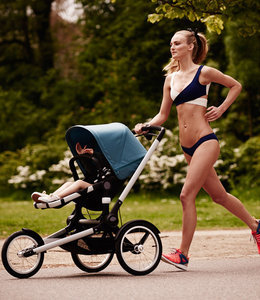 Let's Discuss This Ridiculous Jogging Stroller Ad