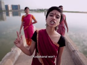 This 'Anaconda' Parody Calls Out Unilever For Polluting Indian Town