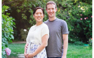 Mark Zuckerberg's Baby Tossed His Pregnancy Announcement A 'Like'