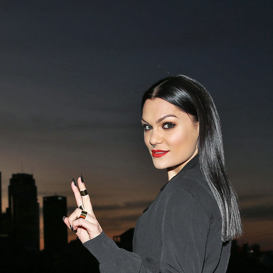 Jessie J Australian Hair and Makeup Looks