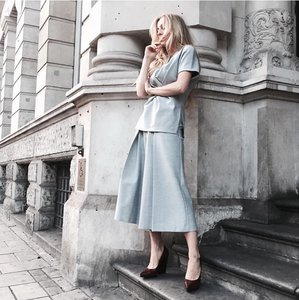 Real Women Wearing Culottes