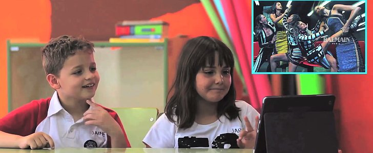 Kids React to Fashion Campaigns, and theResult Will Horrify You