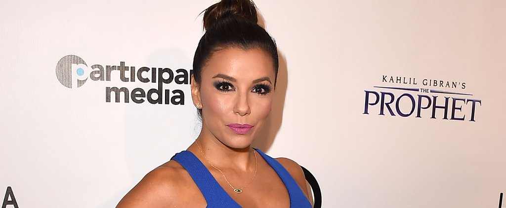 Here's Your Exclusive Look Inside Eva Longoria's Picture-Perfect Closet