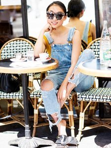 The Coolest Ways to Embrace Overalls