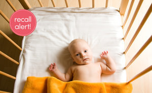 Recall Alert! Storkcraft Crib MAttress