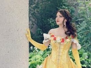 """Taco Belle"" Is The Fast Food Princess We've Been Waiting For"