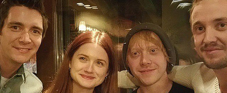All the Magical Harry Potter Reunions You May Have Missed