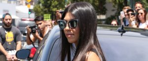 Kourtney Kardashian's 13-Step Guide to Living the Sexy Single Life