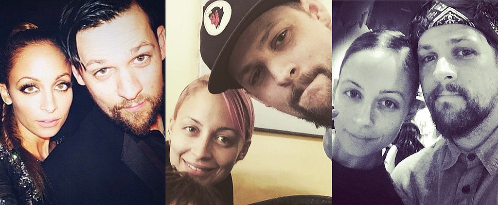 16 Snaps That Show How Joel Madden Just Adores Nicole Richie