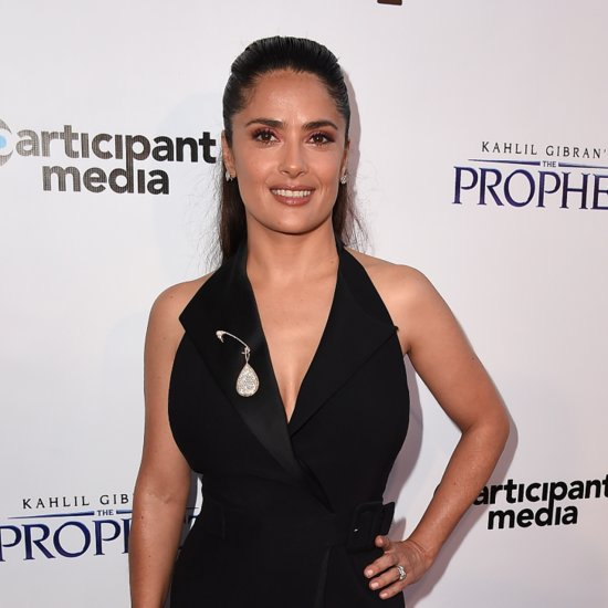 Salma Hayek Isn't Donald Trump's No. 1 Fan