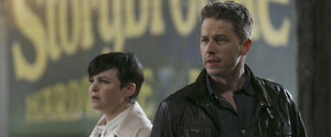 Once Upon a Time's Josh Dallas and Ginnifer Goodwin Tease The Dark Swan