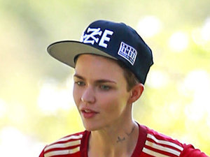 Ruby Rose's Latest Look Gives Us Another Reason To Love Her