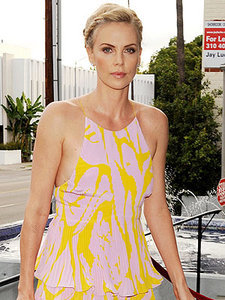 Surprise! Charlize Theron Adopts Her Second Child - a Daughter Named August