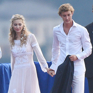 Pierre Casiraghi and Beatrice Borromeo Wedding in Italy 2015