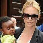 Report: Charlize Theron welcomes her second child!