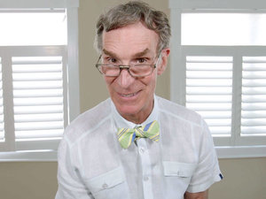 Watch Bill Nye Take on His Haters (and Remain Totally Lovable) While Reading Mean Tweets About Himself