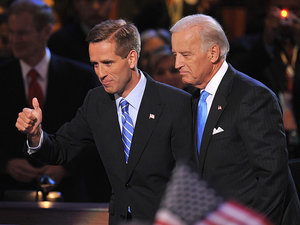 Beau Biden Encouraged Dad Joe to Run For President in 2016 Before Passing Away, Report Says