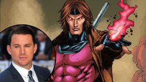 Channing Tatum Closes Deal to Star in 'Gambit' Despite Rumors