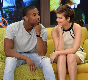 Michael B. Jordan, Kate Mara Handle Racist, Sexist Fantastic Four Interview Like Pros: Watch Their Responses