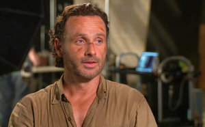 FROM EW: The Walking Dead Star Andrew Lincoln on an 'Astonishing' Season 6