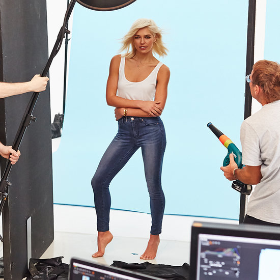 Ashley Hart for Just Jeans 2015