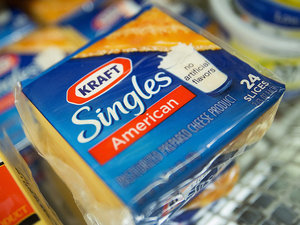 Kraft Recalls 36,000 Cases Of Cheese Singles Over Choking Hazard