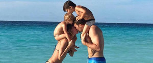 Gisele Bündchen and Tom Brady's Adorable Family Photo Is Almost Too Much