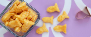 Dive Into a Bowl of Homemade Goldfish Crackers
