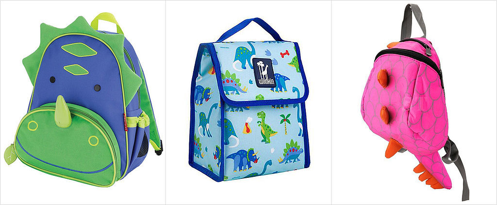 Rawr! Your Little T-Rex Will Love These 24 Dinosaur School Bags and Lunchboxes