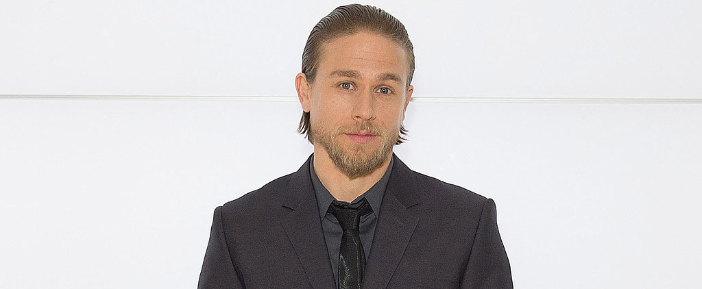 Why Wasn't Charlie Hunnam at Guy Ritchie's Wedding?!